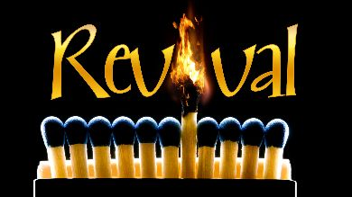Are You All-In? Join Us in the Upper Room!   Revive