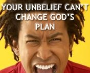 unbelief doubt plan