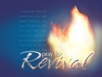 United_Prayer_Revival joy revive holy Spirit fire
