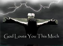 jesus cross love