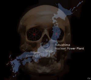 radiation danger nuclear japan