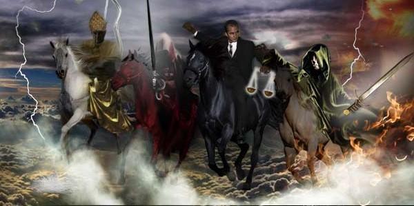 revelation 4 horsemen